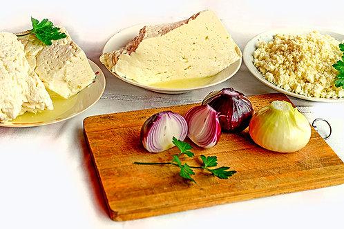 Brânzeturi de oaie de la Muncelu Mare
