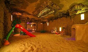 Salina Sianisia Salt Cave