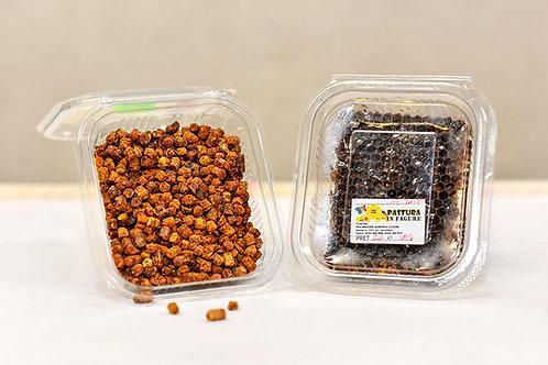 Păstura - Hrana albinelor