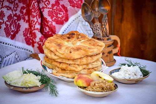 Plăcinte cu tradiție de la pădureni