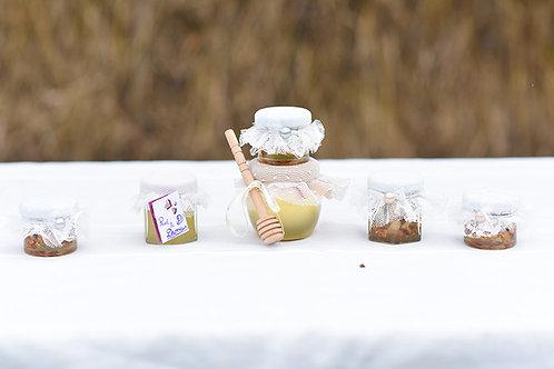 Produse apicole de la poalele Munților Poiana Ruscă