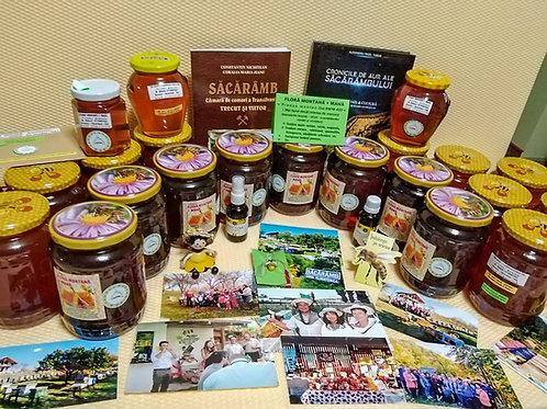 Produse apicole - Stupina Dincă