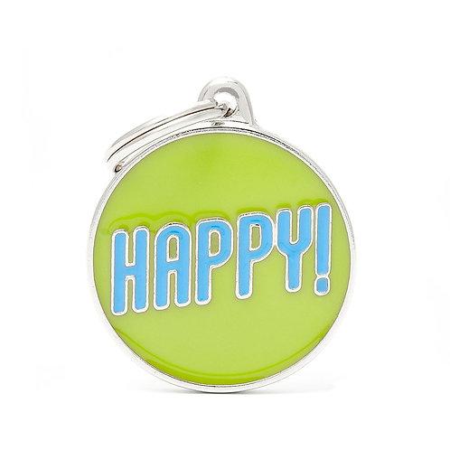 Plaquita Happy