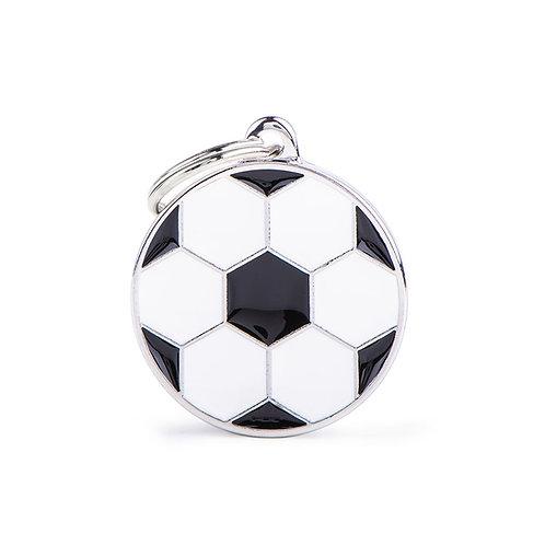 Plaquita Futbol