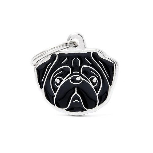Pug - Negro