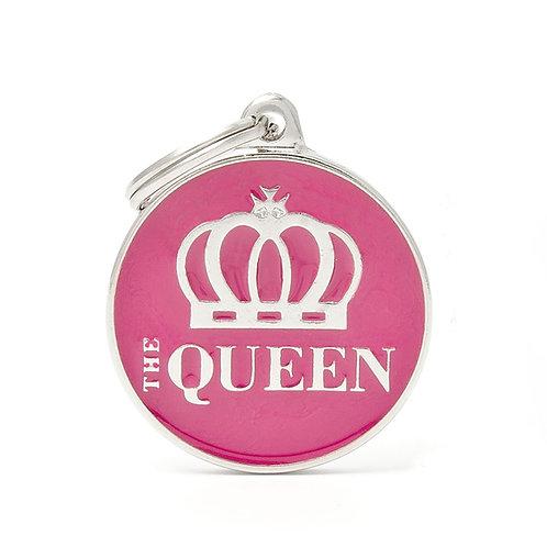 Plaquita Im the Queen!