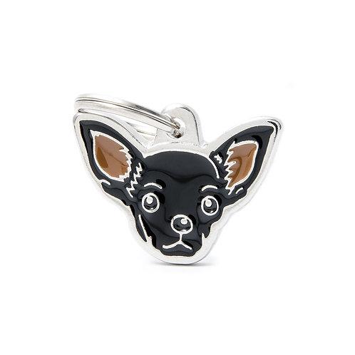 Chihuahua - Negro