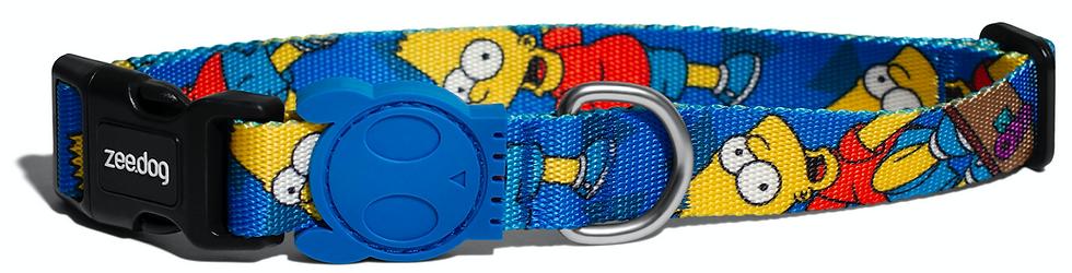 Bart Simpson Collar