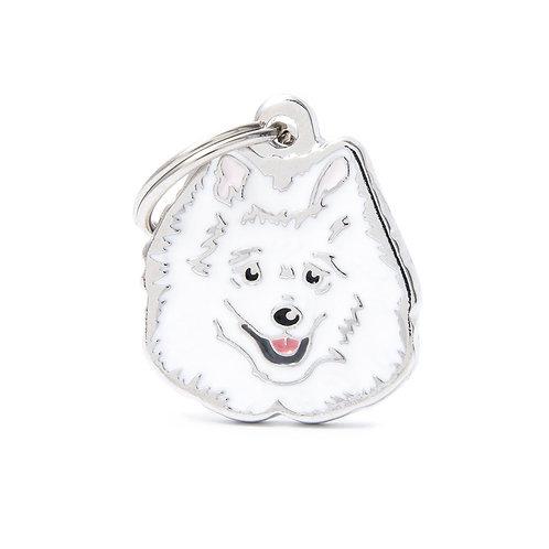Pomeranian - Blanco