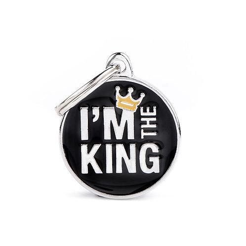 Plaquita Im the King!