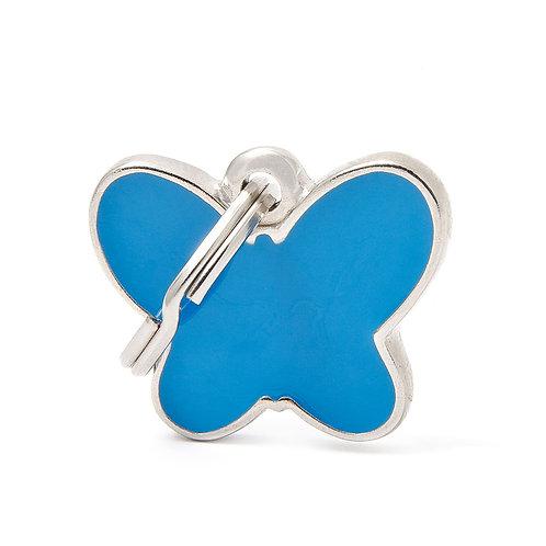 Mariposa Charms Azul