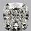 Thumbnail: 1.80 ct. VS2 J cushion diamond ring