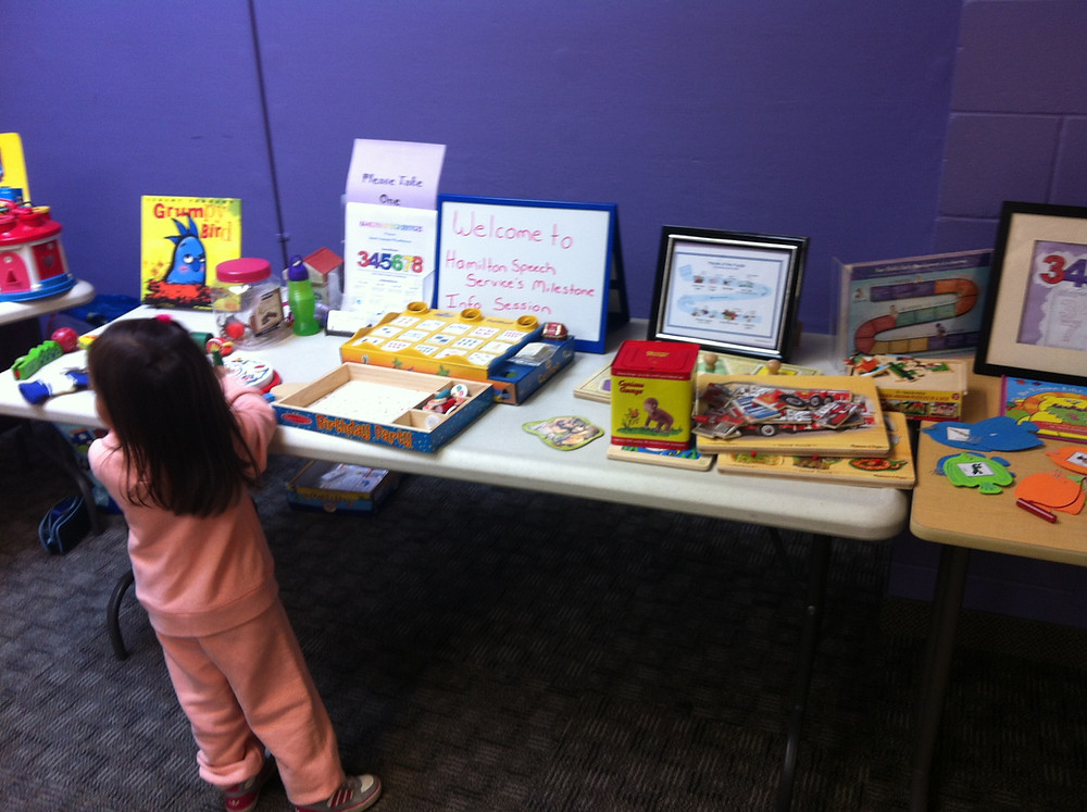 Hamilton speech and language therapy for children