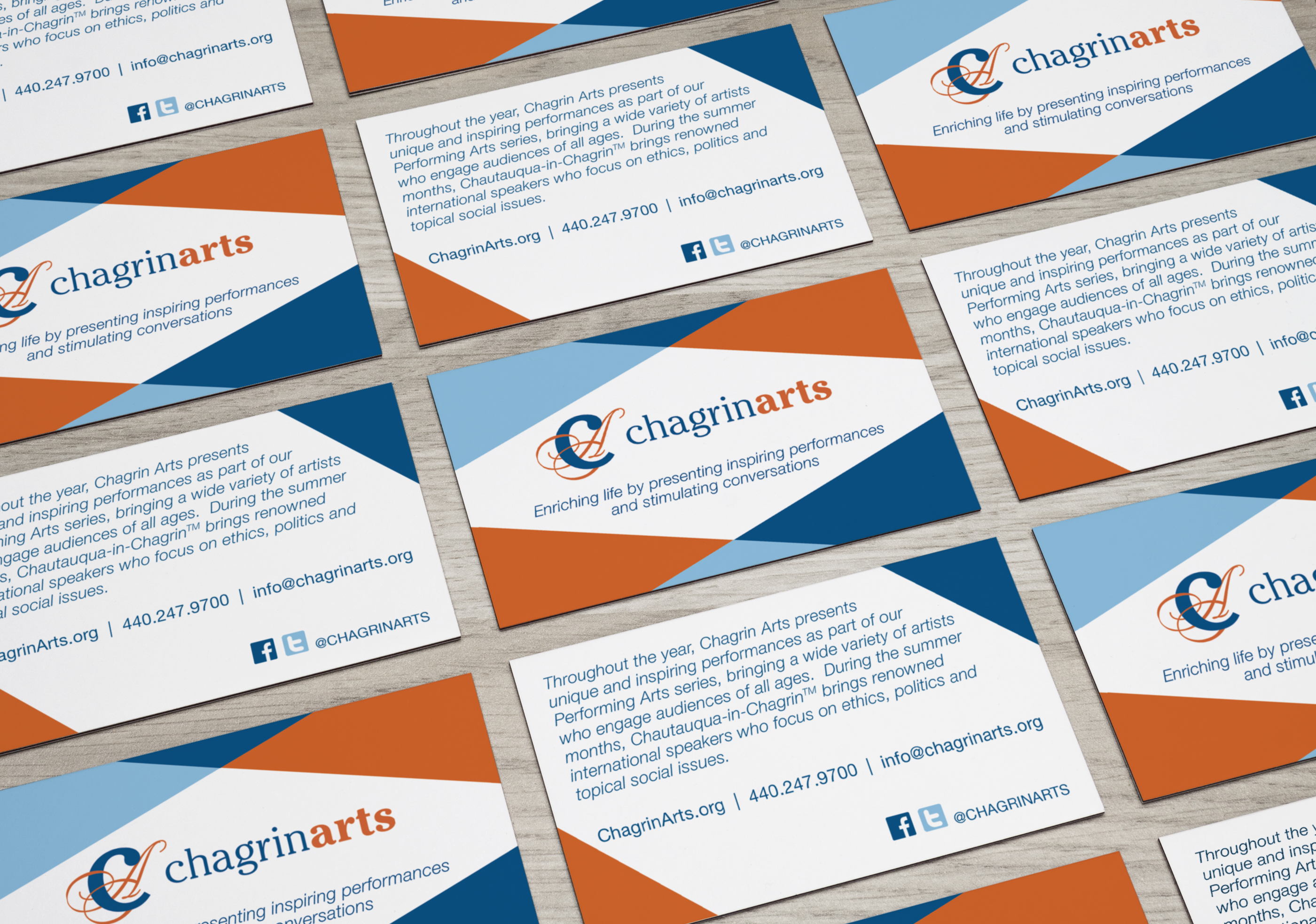 Promotional Business Cards