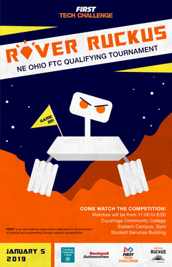 FTC Poster Design