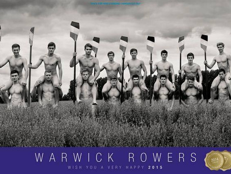 Tracks from 'Call the Guard' EP featured in Warwick Rowers Films