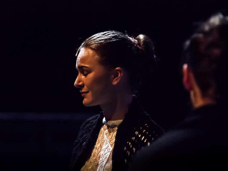 Marilla Cuthbert in 'Anne of Green Gables' at The Unicorn Theatre