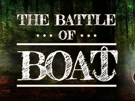 Directing The Battle of Boat workshop @ Stockwell Playhouse