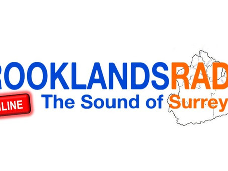 'Catch Me If You Could' played on Brooklands Radio Under The Radar Live Session