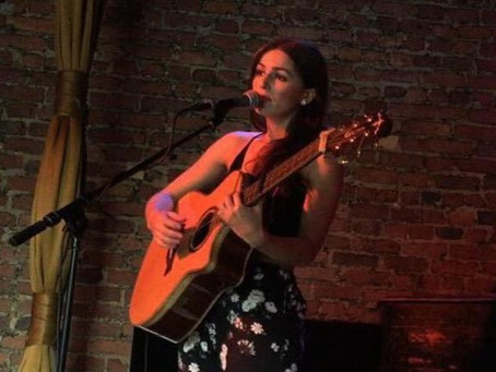 Christina plays at Rockwood Music Hall in New York