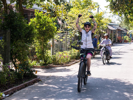 Cambodia to Vietnam Cycle Challenge