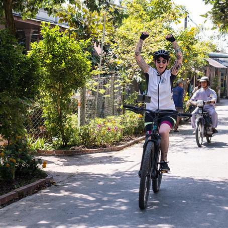 Cambodia to Vietnam Cycle Challenge