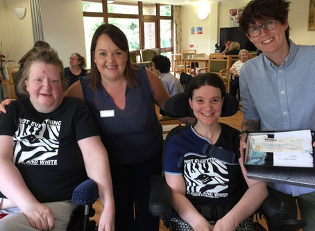 Charity's international director welcomes launch of EDS support group