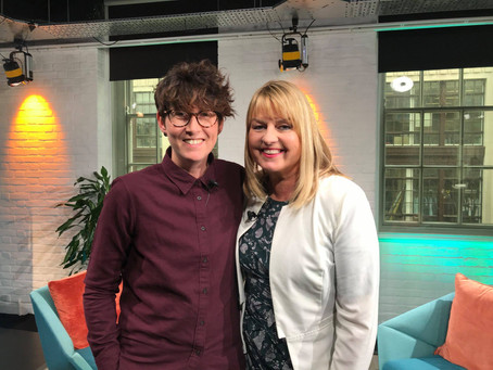 The Moment with Maxine Mawhinney