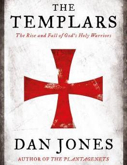 52 books: #2 - The Templars by Dan Jones