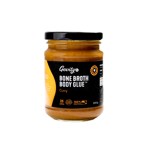 Curry - Bone Broth Body Glue