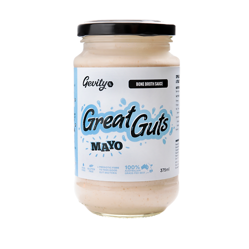 Great Guts Mayo - Bone Broth Sauce