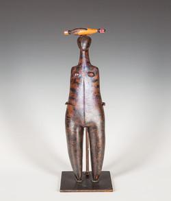 Cycladic Figure Stone