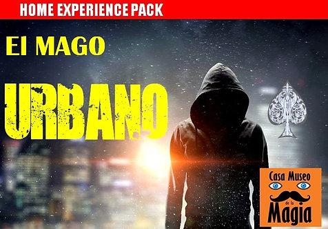 EL MAGO URBANO. Pack especial Street Magic y para tus vídeos. (+14 años)