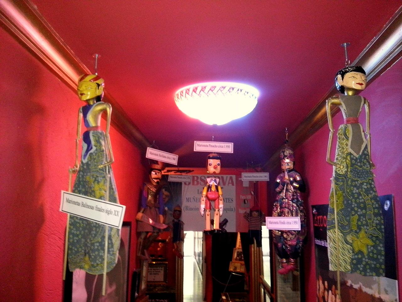 Rincón Marionetas