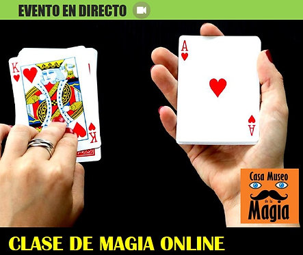CLASE PRIVADA DE MAGIA ONLINE