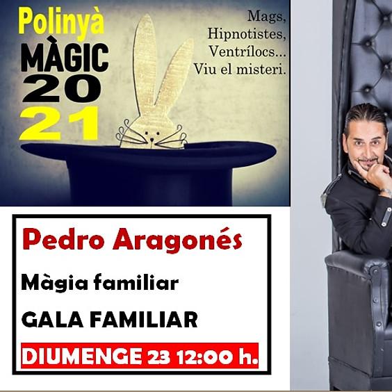 GALA MATINAL AMB PEDRO ARAGONÉS