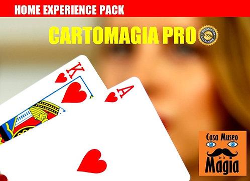 CARTOMAGIA PRO. Pack de Cartomagia avanzada (Edad 10 años hasta Adultos)