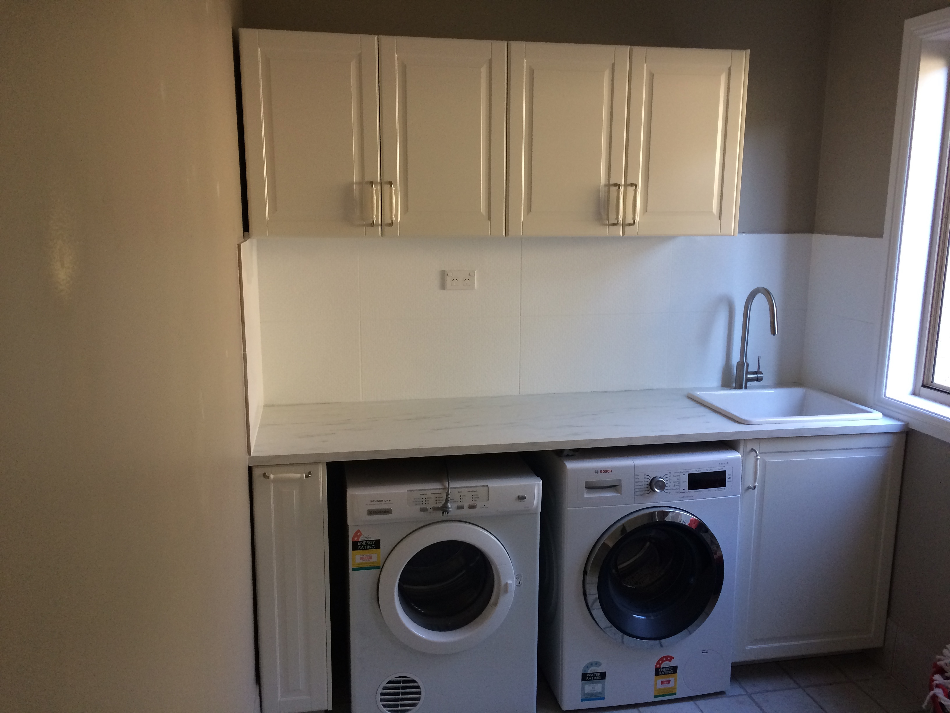 Laundry Installations