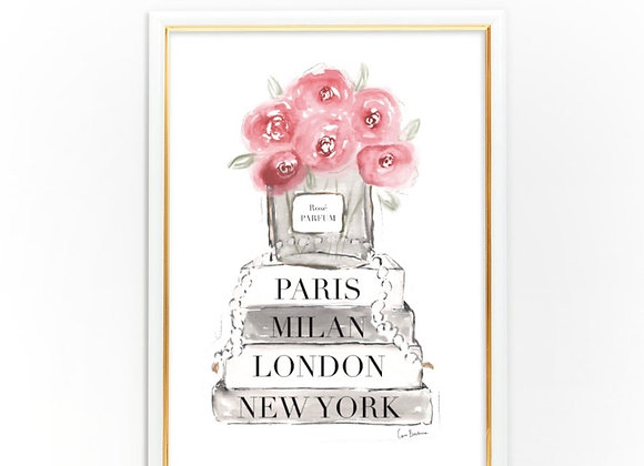 Fashion Travel Books