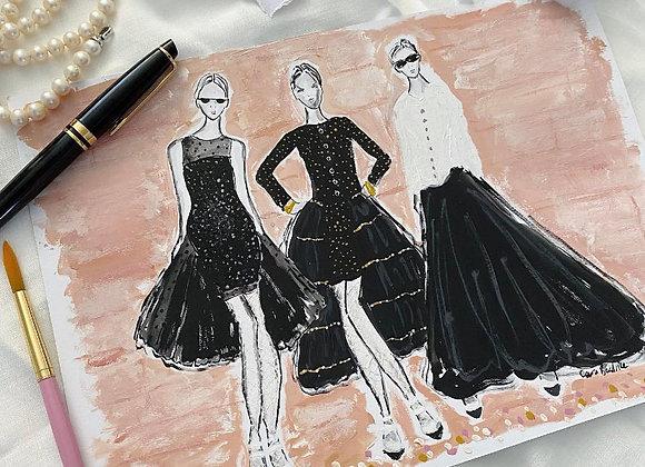 Fashion Couture Dreams