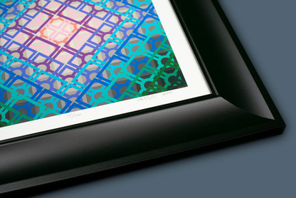 Giclee/Printwith frame