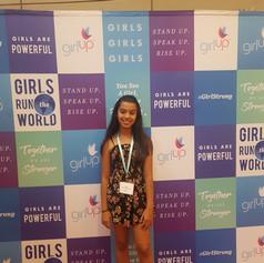 Feliciaa...at Global Leadership Summit