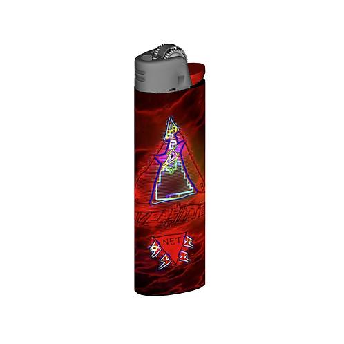 Trip Sitter Lighter (Red)