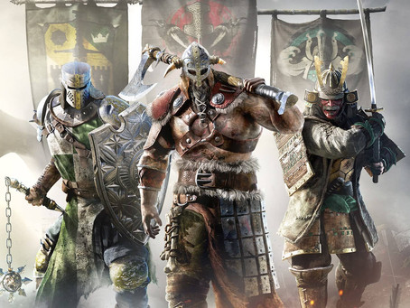 UBISOFT | For Honor and it's development