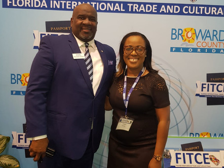 BCCEC Participates in 2019 Florida International Trade and Cultural Expo