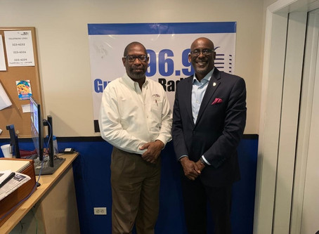 BCCEC CEO interviewed by Michael Diggiss on Guardian Radio's Blueprint for Change