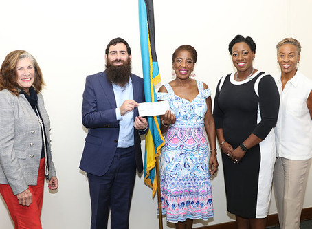 Local Jewish Community Gives to BCCEC #fitforschool Initiative