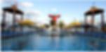 Carnival Imaginaion cruiseship Pools hot tubs lounging