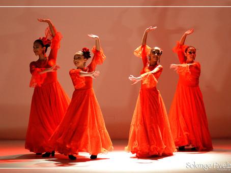 Venha bailar Flamenco !