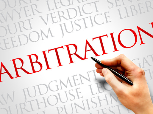 What is arbitration, and when should it be utilized?